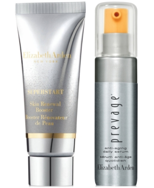 Free 2pc Prevage duo with with $175 Elizabteh Arden purchase!