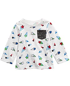 Baby Boys Star T-Shirt, Created For Macy's