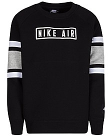 Toddler Boys Nike Air Sweatshirt