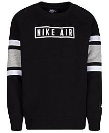Nike Little Boys Nike Air Sweatshirt