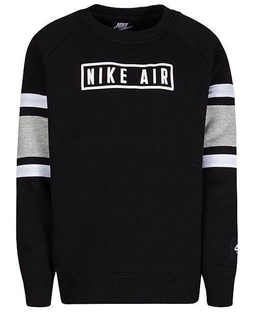 Nike Toddler Boys Nike Air Sweatshirt