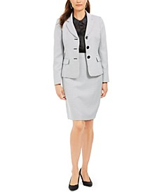 Blazer & Pencil Skirt Suit