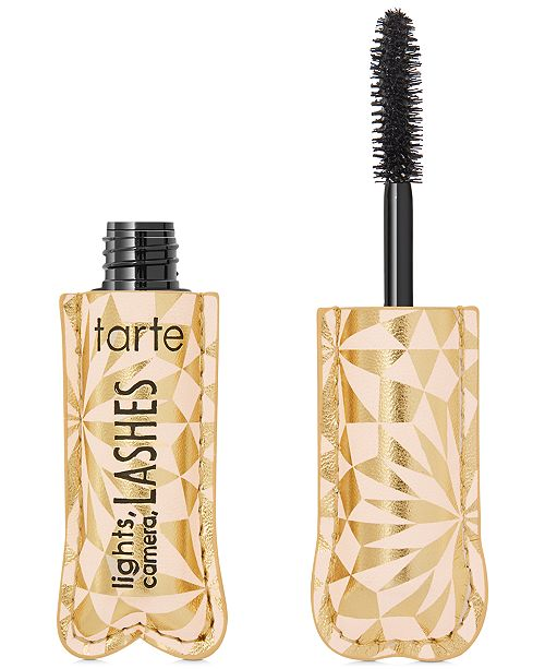 Tarte Lights, Camera, Lashes Mascara - Travel Size Limited Edition
