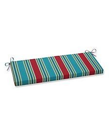 Aruba Stripe Bench Cushion