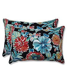 "Colsen Floral 16.5"" x 24.5"" Outdoor Pillow 2-Pack"