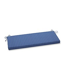 Resort Stripe Bench Cushion