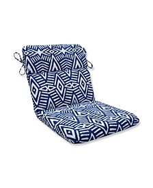 Tribal Dimensions Rounded Corners Chair Cushion