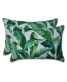 Hanalai Seaspray Over-Sized Rectangular Throw Pillow, Set of 2