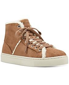 Mellie Fur Sneakers