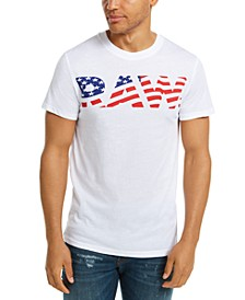Men's Flag Logo T-Shirt, Created For Macy's