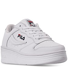 Fila Women's WX-100 Casual Sneakers from Finish Line