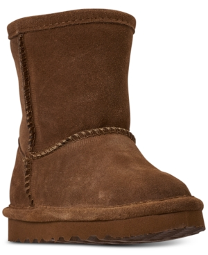 Bearpaw Toddler Girls' Elle Short Boots from Finish Line
