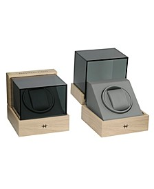 Receive a FREE Watch Winder With Watch Drop Purchase while supplies last.