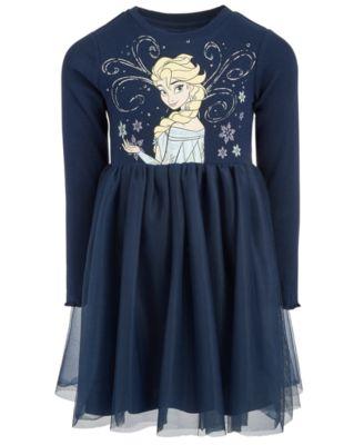 Disney Frozen I Am Elsa Juniors Skater Dress
