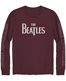 Long-Sleeve Beatles Come Together Men's T-Shirt