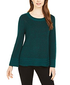 Boxy Knit Pullover Sweater, Created For Macy's