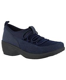 Easy Street So Lite Sleek Wedge Sneakers