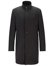 BOSS Men's Shanty Slim-Fit Coat