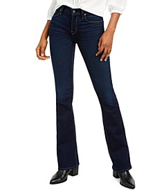 Nico Mid-Rise Bootcut Jeans