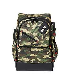 "Refugee Inspired Laptop Backpack, Holds a 15"" Laptop"