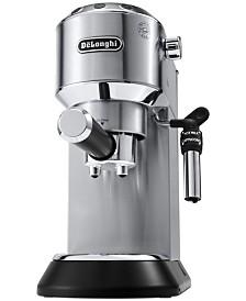 DeLonghi Dedica DeLuxe Slim Espresso Machine & Cappuccino System