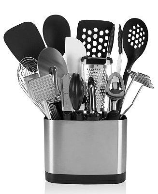 Oxo 15 Piece Kitchen Utensil Set Amp Reviews Home Macy S