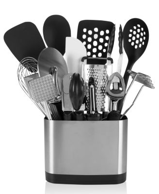 Good OXO 15 Piece Kitchen Utensil Set