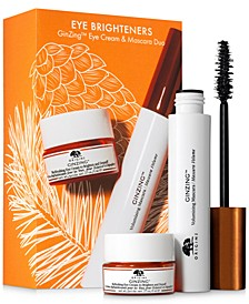 2-Pc. Eye Brighteners GinZing Eye Cream & Mascara Set