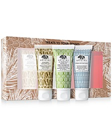 3-Pc. Treat To Your Senses Sensory Body Set