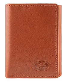 Manchester Collection Men's RFID Secure Trifold Wallet
