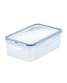 Lock n Lock Easy Essentials™ On the Go Divided Rectangular 33-Oz. Food Storage Container