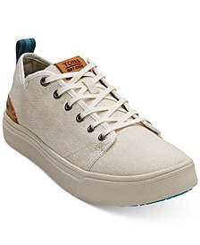 Men's Travel Lite Natural Canvas Sneakers