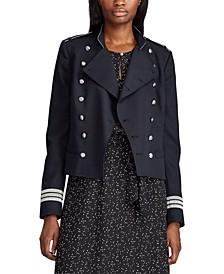 Officer-Inspired Jacket