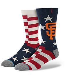 San Francisco Giants Brigade Socks