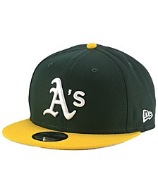 Oakland Athletics Basic 9FIFTY Snapback Cap