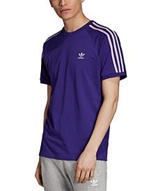 adidas Men's Originals Adicolor 3-Stripe T-Shirt