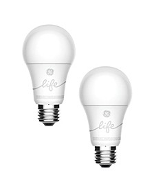C-Life by GE Smart Bulb Dimmable A19 - 2pk