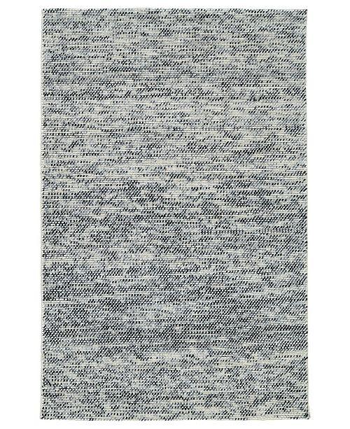 Kaleen Cord CRD01-75 Gray 8' x 10' Area Rug