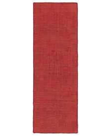 Lauderdale LDD01-92 Pink 2' x 6' Runner Rug