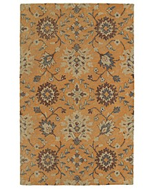 Weathered WTR07-89 Orange 8' x 10' Area Rug