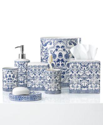 Kassatex Bath Accessories, Orsay Collection