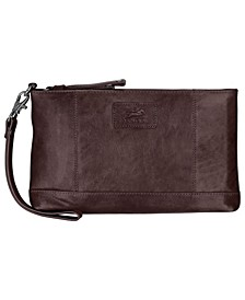 Casablanca Collection RFID Secure Ladies Wristlet