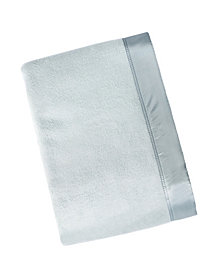 Plaza King Silk Blanket With 100% Silk Border