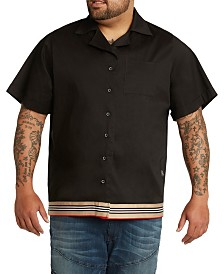 MVP Collections Men's Big & Tall Bowling Shirt