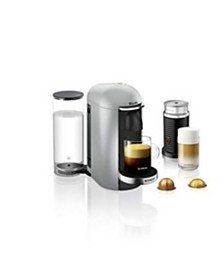 Nespresso by Breville Vertuo Plus Deluxe with Aeroccino