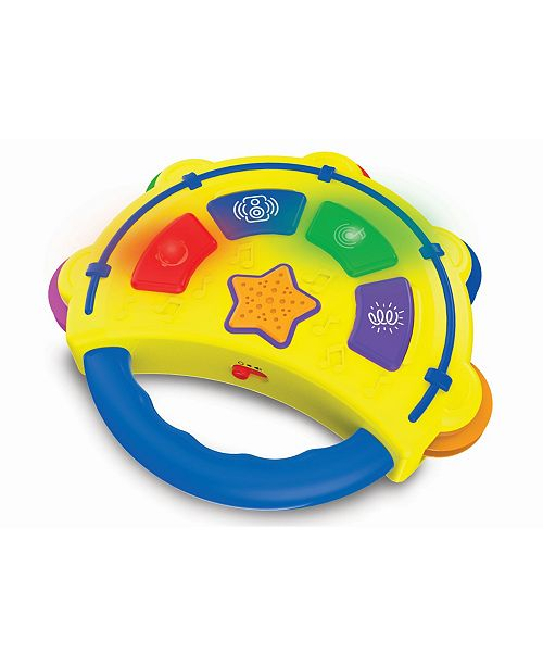 The Learning Journey Little Tunes Tambourine