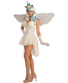 BuySeason Women's Unicorn Corset Costume