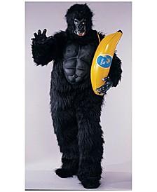BuySeason Men's Mascot Quality Gorilla Costume With Chest Piece
