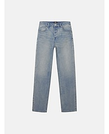 Bob Straight Leg Denim Pants
