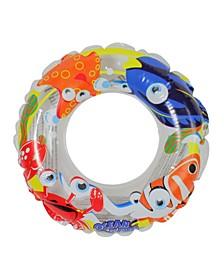 """Inflatable Ocean Fun Children's Swimming Pool Inner Tube Ring Float 20"""""""